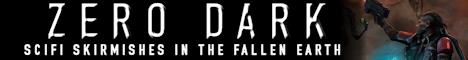 Zero Dark - SciFi Skirmishes in the Fallen Earth