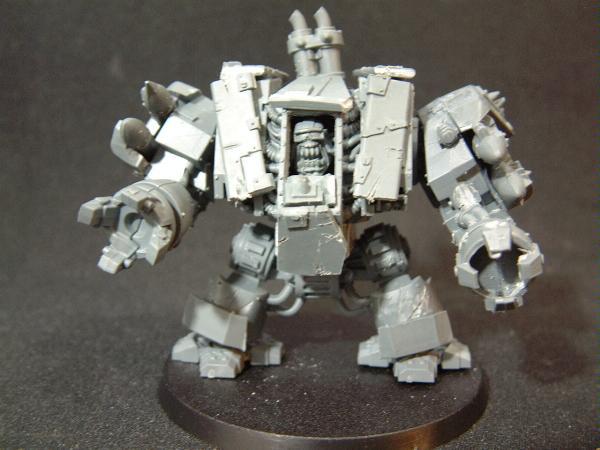 Dreadnought Deff Kopta
