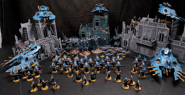 Panics eldar iyandenish articles dakkadakka weve got a when i started this army i wanted something different to my nurgle army something clean i liked the fluff of the iyanden craftworlds spiritwarriors publicscrutiny Image collections