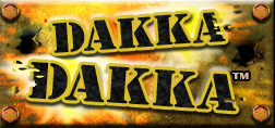The logo for dakkadakka
