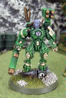 Grey army commander