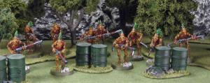 Red army Kroot