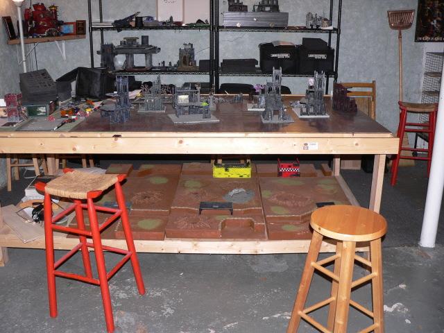game table plans - Articles - DakkaDakka
