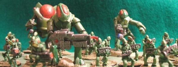 Rogue Trader (marine) Army Blog - Forum - DakkaDakka | Roll