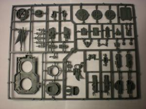 Immolator Sprue