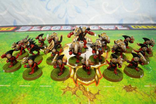 Forces Of Nature Who Are The Salamanders also Watch moreover 634808960 besides PaniCs LizardMan BloodBowl Team additionally brickwarriors. on lizardman