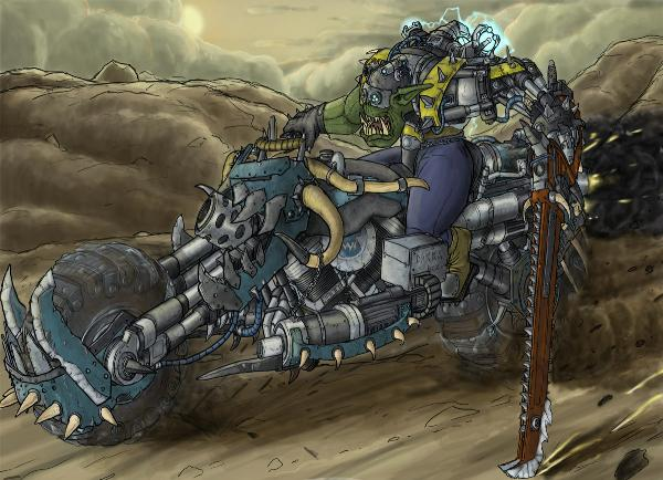 DakkaDakka - Warhammer 40K Forums - Sharing the most awesome 40k art work i
