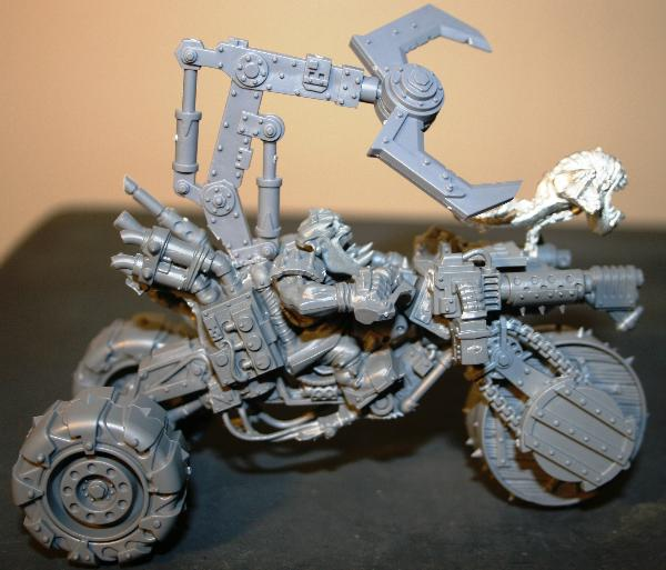 Updated Ork Warbikerz - East Coast Chapta of the