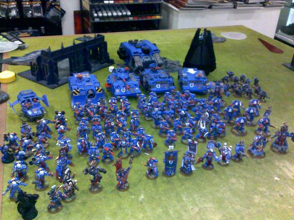 Ultramarines Army Ultramarines Ar...