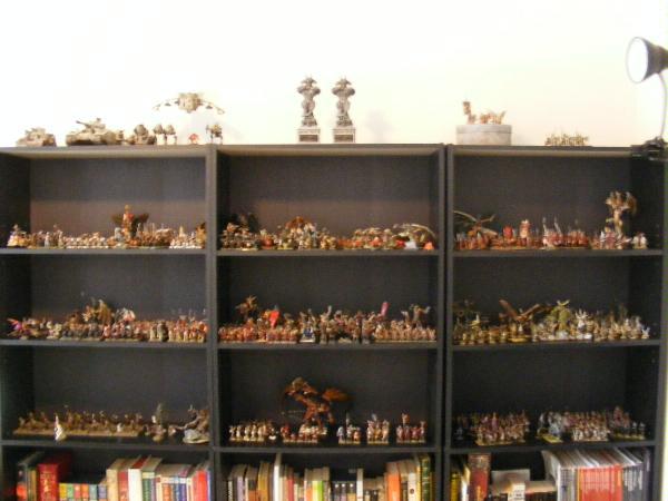 Help How To Display My Miniatures Forum Dakkadakka