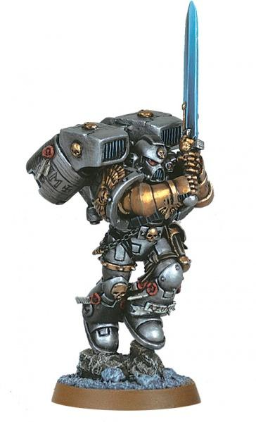Broad Spectrum Space Marine Chapters Discussion Forum