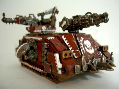 Ork looted wagon rules pdf