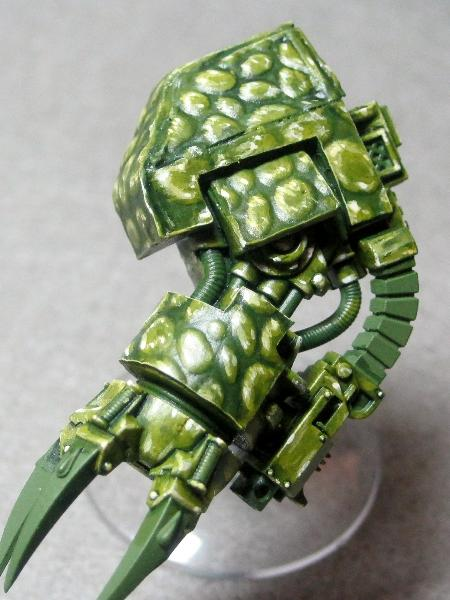 [Thumb - Rex - Left Arm - Step 6 w Storm Bolter.JPG]