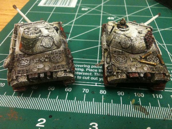 Panzerregiment bake company hq forum dakkadakka for Table th td border 1px solid black