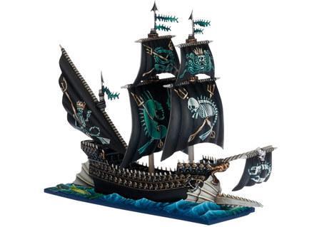 October Release Quot Dread Fleet Quot Fantasy Naval Game Pics