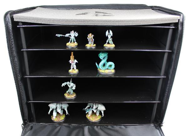 New Products For First Quarter And Early 2012 Forum Dakkadakka Roll The Dice To See If I M Getting Drunk The magna rack was designed for those gamers who like to store and transport their miniatures magnetized upright and free from. first quarter and early 2012