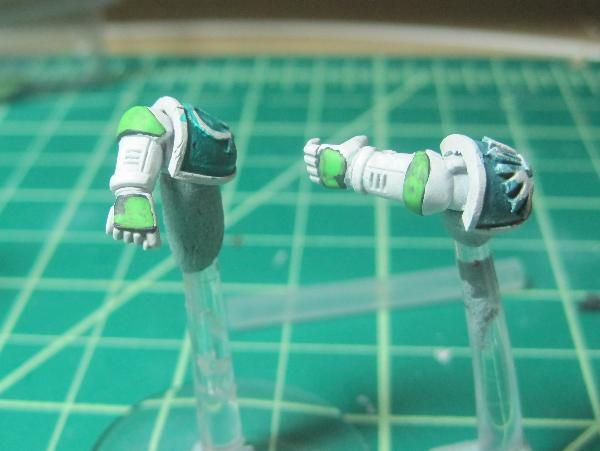 [Thumb - Test Model - White Base - Step 13 - Arms - Scorpy Green.JPG]