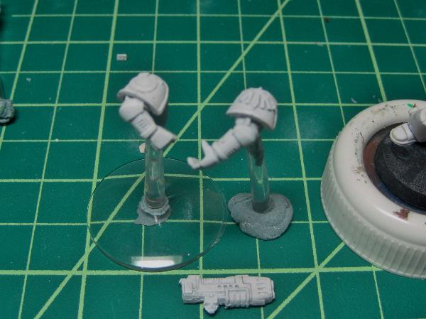 [Thumb - Test Model - White Base - Step 1 - Arms - VGC Pale Wash.JPG]