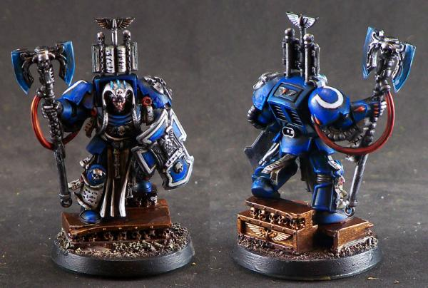 Ultramarines Army Best hq choice ...