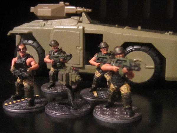 Mad Robot Miniatures New Release Post Apoc Heads