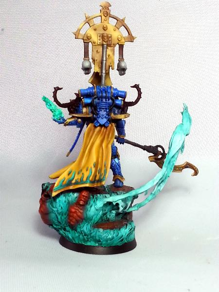 [Thumb - Tzeentch Lord. (Lorgar conversion) (4).jpg]