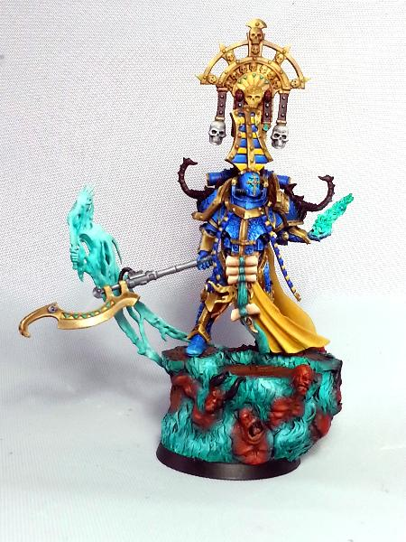 [Thumb - Tzeentch Lord. (Lorgar conversion).jpg]