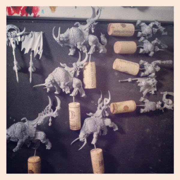 Grimdark Painting Commissions Amp Projects Starting New