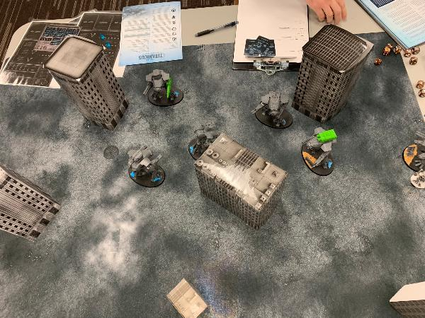 Adeptus Titanicus] General Tactics - Forum - DakkaDakka