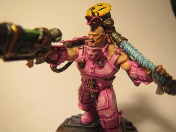 Necromunda Battleboys Campaign Blog W/ The Yogscast- Gangs