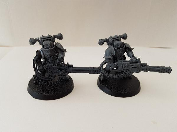 Reaper Chain Cannon - Forum - DakkaDakka | Roll the dice to see if I