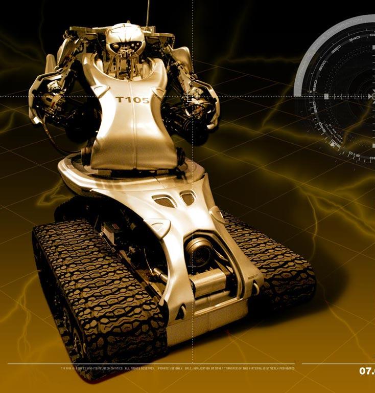 Robot - wyzwanie Wall-e na pierwszego robota.