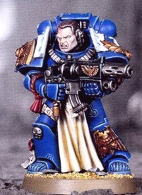 New Space Marine Sternguard combi melta