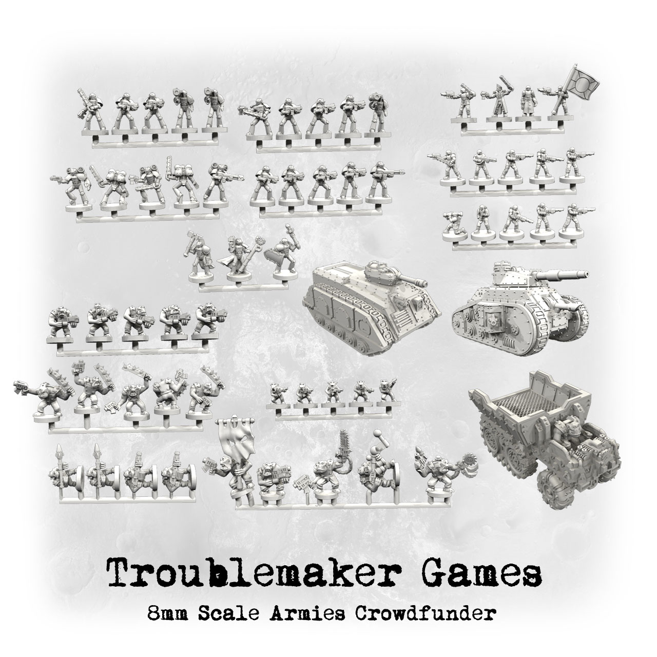Troublemaker Games 8mm scale scifi crowdfunder B3cbf73ef376280216eb0205f4c4db17_20610