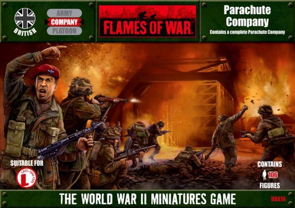 Starting a Flames of War Force - Articles - DakkaDakka