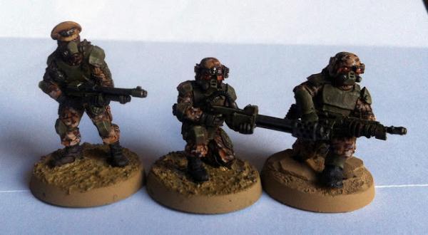 Painting Camouflage Articles Dakkadakka