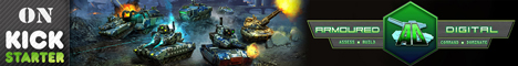 Armoured Digital - now on Kickstarter - www.WordForgeGames.com