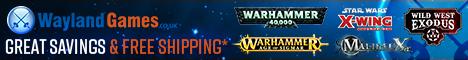 Wayland Games - www.WaylandGames.co.uk